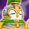 Penguin Knight portrait
